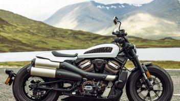 Moto - Test: Verso la prova: Harley-Davidson Sportster S, la cruiser cyberpunk