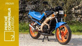 Moto - Test: Honda NSR 125F   Perché Comprarla Classic