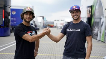 """MotoGP: """"It was Fausto who discovered Bastianini and Di Giannantonio, he would have approved of them"""""""