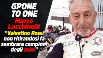 """MotoGP: Lucchinelli: """"Rossi non ritirandosi fa sembrare campioni degli asini"""""""