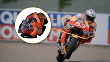 MotoGP: Marquez, 'King of the Ring' signed race winning knee sliders from Sachsenring