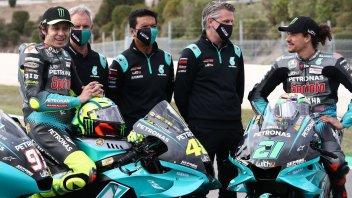 """MotoGP: Razali: """"stiamo ancora aspettando la decisione di Rossi e Yamaha sul 2022"""""""