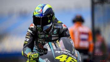 """MotoGP: Stigefelt: """"Rossi non ancora avuto un Gran Premio perfetto in Petronas"""""""