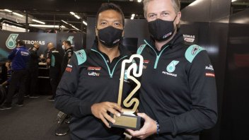 "MotoGP: Stigefelt: ""Bradl tester and rider? We'll talk about it in Qatar."""