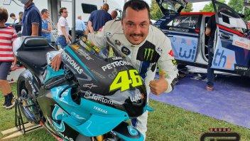 """MotoGP: Uccio Salucci: """"Rossi non vuole ritirarsi così, ogni scelta è giusta"""""""