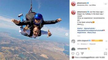 MotoGP: Johann Zarco and an adrenaline-fuelled holiday