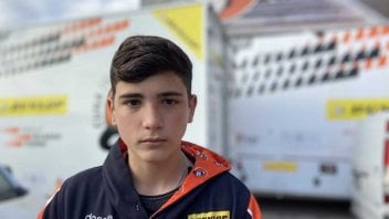 News: Fatal accident for 14-year-old Hugo Milan at the CEV European Talent Cup