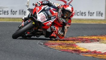 """SBK: Baz: """"Better to be protagonist in MotoAmerica with Ducati than make up the numbers in the world championship"""""""