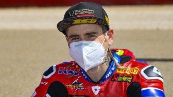 """SBK: Bautista: """"Tornare in Ducati? È normale che ci siano queste voci"""""""