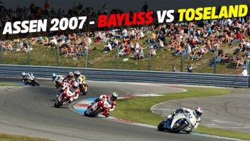 SBK: Assen 2007 SBK Amarcord: quando Bayliss fregò Toseland in volata