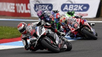 SBK: BSB Knockhill Race 3: Skinner goes close to the win, double for Buchan