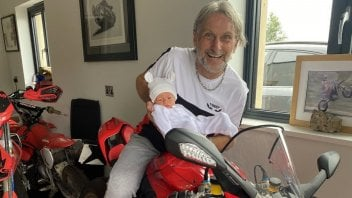 """SBK: Fogarty diventa nonno: """"Ecco Mason, campione del mondo MotoGP 2044"""""""