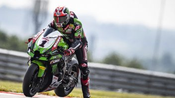 """SBK: Rea: """"For the first time this year, I struggled with my Kawasaki"""""""