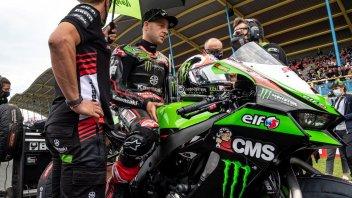"""SBK: Rea chiude le porte alla MotoGP: """"Rimango in Superbike"""""""