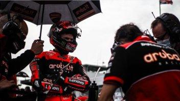 SBK: Aruba-Ducati-Redding: intrigo di un'estate buia in cerca di luce