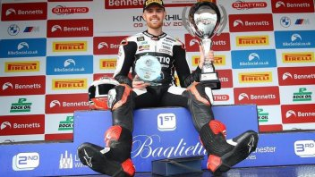 SBK: BSB: A resurrection for the trio of Danny Buchan, TAS Racing and BMW