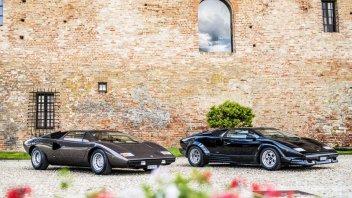 Auto - News: Lamborghini Countach: la mitica supercar in una serie di video