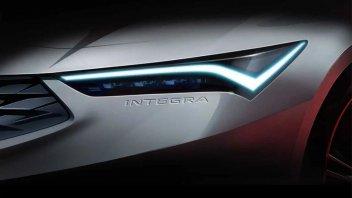 """Auto - News: Honda Integra: torna nel 2022 """"sotto"""" il brand Acura"""