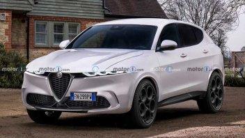 Auto - News: Alfa Romeo Tonale, il nuovo SUV compatto è sempre più vicino