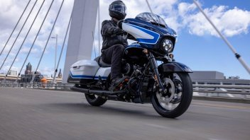 Moto - News: Harley-Davidson Street Glide Special: ecco la nuova limited edition