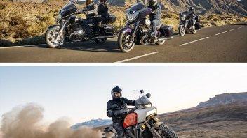 Moto - News: Mercato: BMW e Harley-Davidson incrociano le rotte tra USA e Europa