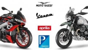 Moto - News: Mercato: per Aprilia e Moto Guzzi il 2021 è da primato