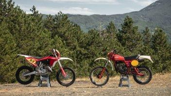 Moto - News: Fantic XE 125 celebra i 40 anni dalla vittoria della Six Days