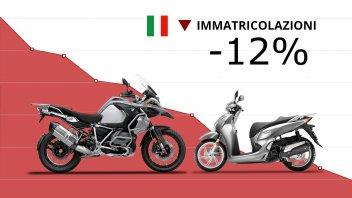 Moto - News: Mercato Moto e Scooter: luglio in calo sul 2020, ma +9,4% sul 2019