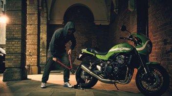 Moto - News: Antifurto insospettabile: ritrova la moto rubata grazie a Apple AirTag