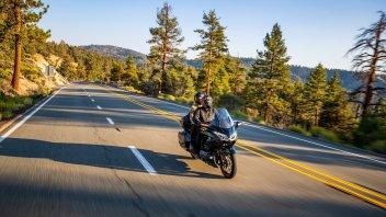 Moto - News: Dopo il Covid gli italiani viaggiano di più in moto