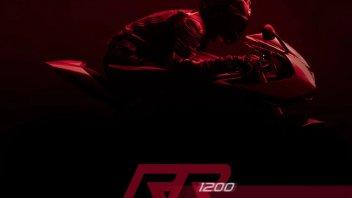 Moto - News: Triumph Speed Triple 1200 RR 2022: ecco le prime immagini!