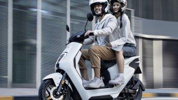 Moto - Scooter: Honda U-GO: lo scooter elettrico che costa meno di 1.000 euro