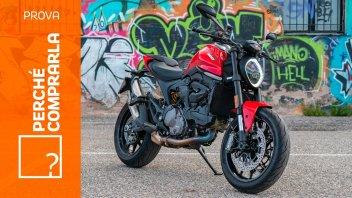 Moto - Test: Ducati Monster 2021   Perché Comprarla… E perché no