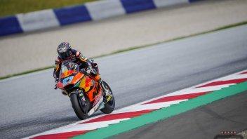 Moto2: Gardner porta la KTM in pole position nel Gran Premio di casa, 3° Bezzecchi