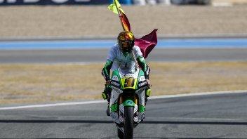 Moto2: Il team Ciatti e Boscoscuro fanno bis: Aldeguer è campione europeo