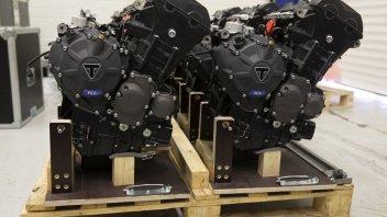 Moto2: Triumph continuerà a fornire i propri motori in Moto2 fino al 2024