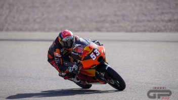 Moto3: Prima pole position per Deniz Oncu al Red Bull Ring, 3° Fenati