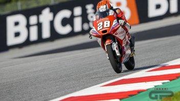 Moto3: GP d'Austria: Guevara 1° nelle FP3, Rodrigo sotto investigazione