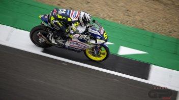 Moto3: FP3: Fenati continua il suo dominio a Silverstone, record sbriciolato