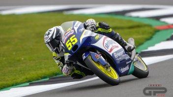 Moto3: Tripletta italiana a Silverstone: vince Fenati, 2° Antonelli, 3° Foggia