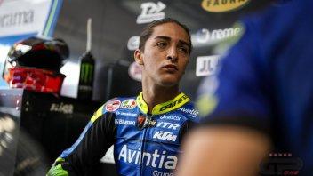 Moto3: GP D'Austria: Antonelli infortunato, c'è Bartolini sulla KTM di Avintia