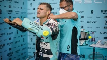 """Moto3: Leopard replies to Foggia: """"His father influenced the equilibrium of the team"""""""