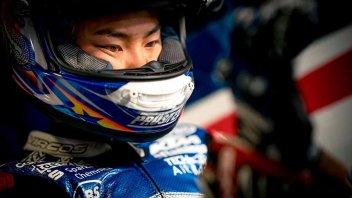 Moto3: Yamanaka, omero fratturato, non correrà nel GP d'Austria