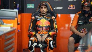 """MotoGP: Oliveira senza controllo di trazione: """"vedremo se riuscirò a correre"""""""