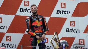 "MotoGP: Brad Binder: ""I wasn't racing on the last lap, I was surviving"""