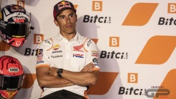 """MotoGP: Marquez: """"I have nothing to lose nor win, I'm work for 2022"""