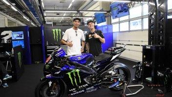MotoGP: Razgatlioglu at Yamaha with Quartararo... but only as a guest