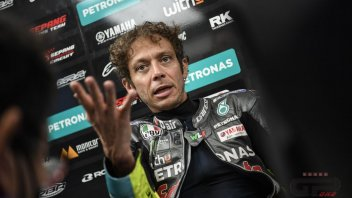 """MotoGP: Rossi back in the Top Ten: """"but tomorrow the times will drop by a second"""""""