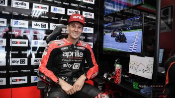 "MotoGP: Savadori: ""Viñales in Aprilia? I want to race full-time in MotoGP."""