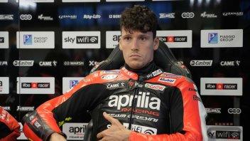 MotoGP: BREAKING NEWS - Lorenzo Savadori stops and won't race at Silverstone